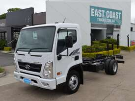 2018 Hyundai MIGHTY EX4 STD CAB SWB Cab Chassis   - picture0' - Click to enlarge