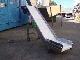 S/S Outfeed Conveyor - picture0' - Click to enlarge