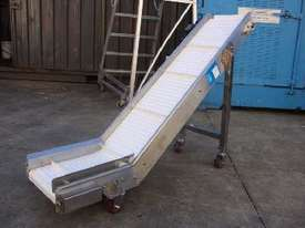 S/S Outfeed Conveyor - picture2' - Click to enlarge
