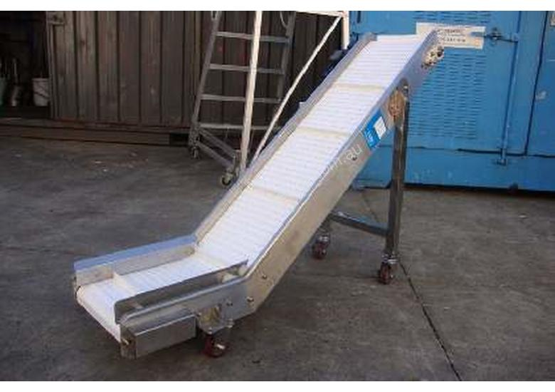 S/S Outfeed Conveyor