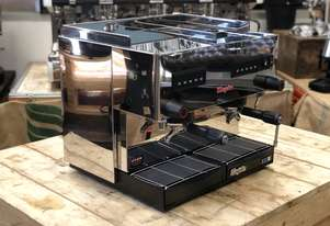 MAGISTER ES32S 2 GROUP COMPACT TANKED BRAND NEW ESPRESSO COFFEE MACHINE
