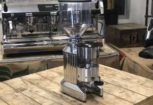 QUAMAR T48 AUTOMATIC CHROME ESPRESSO COFFEE GRINDER