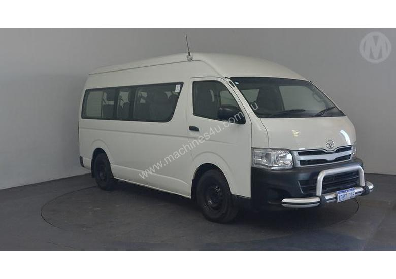 Used Toyota Toyota Hiace KDH Vans in , - Listed on Machines4u
