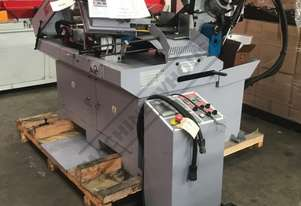 EB-330MFA Fully Auto NC Swivel Head Metal Cutting Bandsaw 360 x 230mm Rectangle Capacity 7