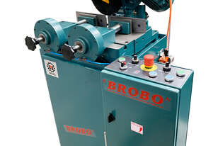 Brobo Waldown Cold Saws Semi Automatic Model SA400 Metal Cutting Drop Saw 240V & 415 Volt Australian