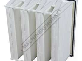 Hepa H13 Cassette Filter  Suits: S-H13 & D-H13 Fume Extractors - picture2' - Click to enlarge