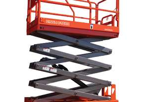 DINGLI E-TECH S0812-E ELECTRIC SCISSOR LIFT