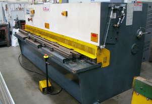 Cougar 3200 mm x 6mm Hydraulic Guillotine