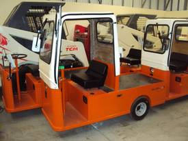 Taylor Dunn Electric vehicles - picture3' - Click to enlarge