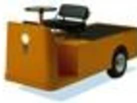 Taylor Dunn Electric vehicles - picture8' - Click to enlarge