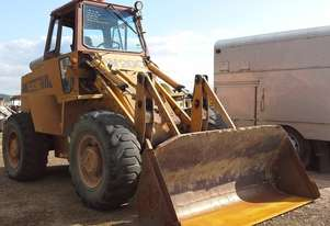 Case Articulated Wheel Loader