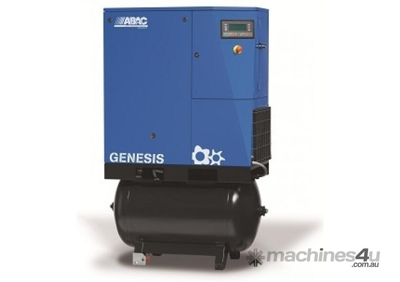 ABAC Genesis 15/69 Fully Featured European Built Rotary Screw Compressor