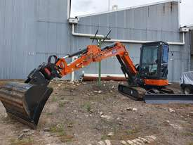 2019 Hitachi ZX55U-5A Excavator - picture0' - Click to enlarge