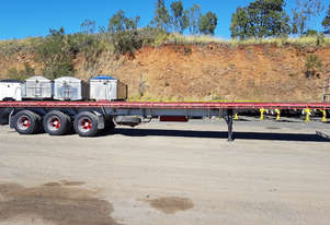 Freightmaster Semi Flat top Trailer