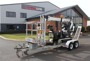 13m Spider Lift & Trailer package