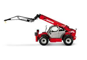 New Manitou MT-X 1440 - 14m 4tons - construction telehandler