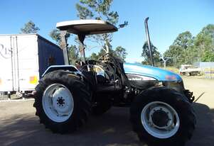New Holland 4WD ROPS  tractor