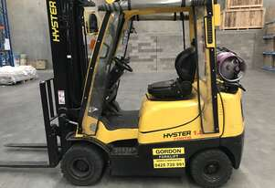 2012 HYSTER 1.8T COUNTERBALANCE FORKLIFT