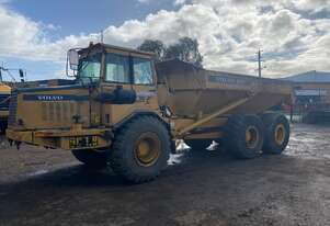 Volvo A25B Dump Truck PARTS ONLY