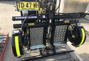 Intertrade Engineering CRT1000B Compact Recovery Trailer
