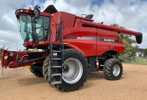 Case IH 8120 Axial Flow Combine
