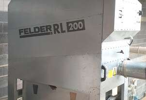 Felder RL 200 Dust Extractor and ducting