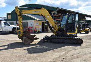 2015 Yanmar VIO80, 8 Tonne Excavator for Sale