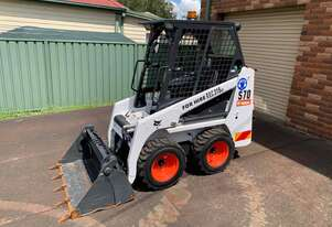 2019 Bobcat S70 Skid Steer Loader
