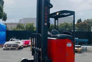 LINDE R16HD 1.6T Electric Reach FORKLIFT - 1600kg Capacity 8.2m Lift