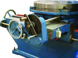 Heavy Duty Cast Frame Slotting Machine - SM-VSM200 - picture12' - Click to enlarge