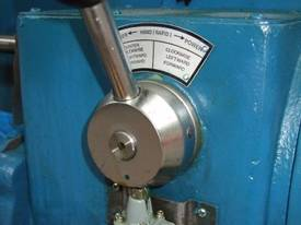 Heavy Duty Cast Frame Slotting Machine - SM-VSM200 - picture3' - Click to enlarge