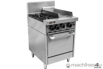 Trueheat 4 Open Burners 300mm Griddle