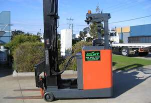 ** RENT NOW **   TOYOTA 6FBRE16 Reach Truck with 7.5mt lift