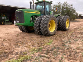 John Deere 9420 FWA/4WD Tractor - picture0' - Click to enlarge