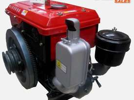 Diesel Engine 12 HP Electric Start - picture0' - Click to enlarge
