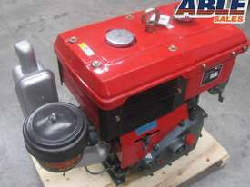 Diesel Engine 12 HP Electric Start - picture3' - Click to enlarge