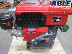Diesel Engine 12 HP Electric Start - picture15' - Click to enlarge