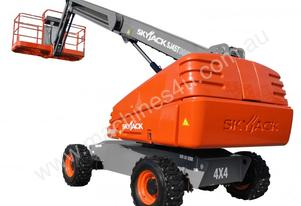 Skyjack SJ 45T. Priced from $369 per week