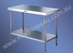 1500mm w x 700mm d x 900mm h (58kg) Simply Stainle