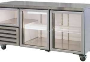 Anvil UBG1800 Under Bar (2 1/2 Glass Doors) 1800mm