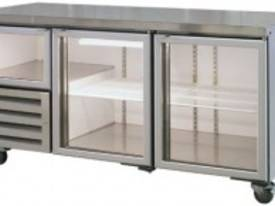 Anvil UBG1800 Under Bar (2 1/2 Glass Doors) 1800mm - picture0' - Click to enlarge
