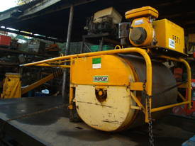 cricket pitch roller , mentay hand guided  - picture0' - Click to enlarge