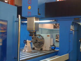 Eumach Ram Type Twin Column VMC Machining Centre - picture5' - Click to enlarge