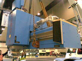 Eumach Ram Type Twin Column VMC Machining Centre - picture8' - Click to enlarge