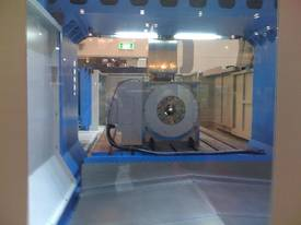 Eumach Ram Type Twin Column VMC Machining Centre - picture3' - Click to enlarge