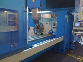 Eumach Ram Type Twin Column VMC Machining Centre - picture4' - Click to enlarge