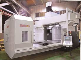 Eumach Ram Type Twin Column VMC Machining Centre - picture0' - Click to enlarge