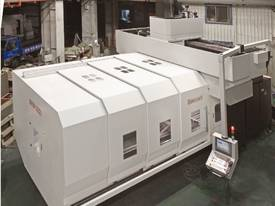 Eumach Ram Type Twin Column VMC Machining Centre - picture15' - Click to enlarge