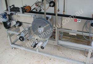 AZTRO Labeller (Double Sided, Automatic)