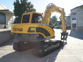 Yuchai YC85-8 Excavator 8ton with Kubota engine - picture9' - Click to enlarge